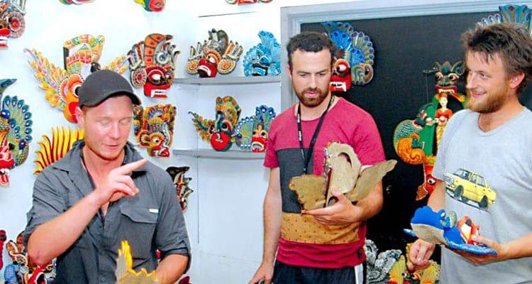 Ambalangoda Mask Factory