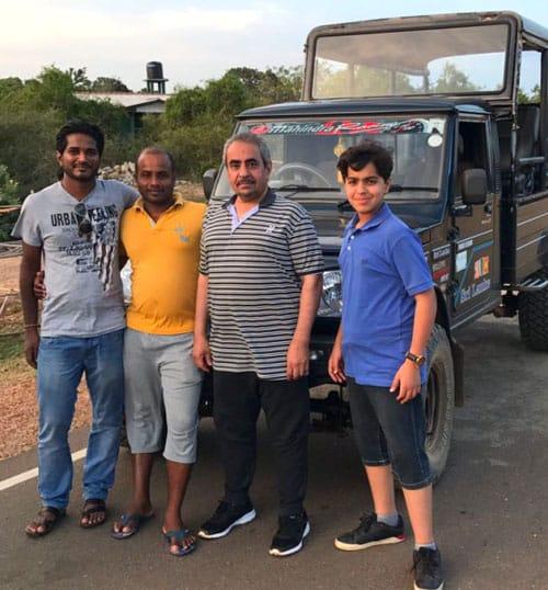 FG10 - Sri Lanka Travel Triangle