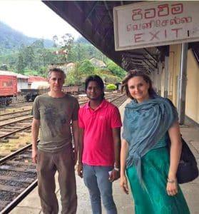 FG4 - Sri Lanka Travel Triangle