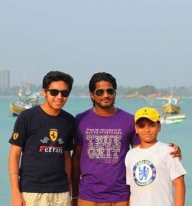 FG9 - Sri Lanka Travel Triangle