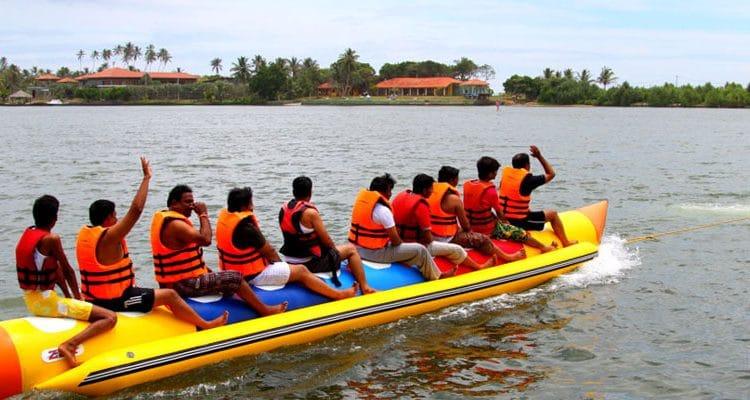 Water Activities in Bentota