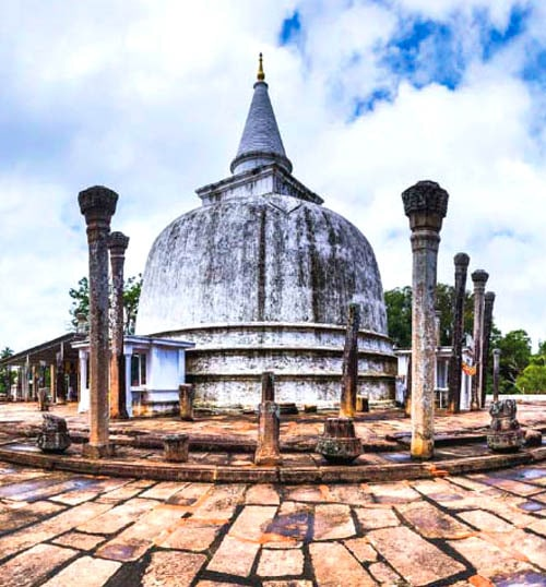 Anuradhapura - Sri Lanka Travel Triangle
