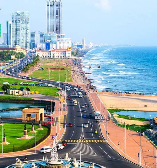 Colombo - Sri Lanka Travel Triangle