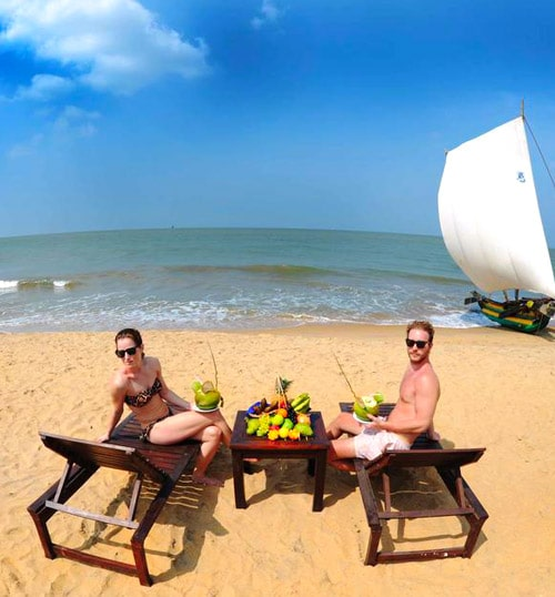 negombo - Sri Lanka Travel Triangle